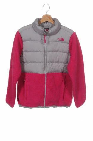 Dětská sportovní bunda  The North Face, Velikost 15-18y/ 170-176 cm, Barva Šedá, Polyester, Cena  765,00Kč