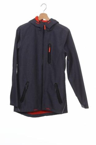 Dětská sportovní bunda  Y.F.K., Velikost 15-18y/ 170-176 cm, Barva Modrá, Polyester, Cena  542,00Kč
