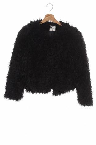 Dětská bunda  Cubus, Velikost 13-14y/ 164-168 cm, Barva Černá, 100% polyester, Cena  574,00Kč