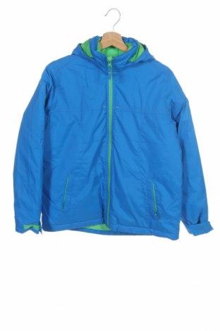 Dětská bunda  Wedze, Velikost 11-12y/ 152-158 cm, Barva Modrá, Polyester, Cena  670,00Kč