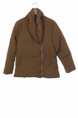 Dětská bunda  Zara, Velikost 13-14y/ 164-168 cm, Barva Zelená, 65% polyester, 35% bavlna, Cena  781,00Kč