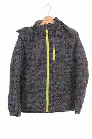 Παιδικό μπουφάν για χειμερινά σπο Crane, Μέγεθος 12-13y/ 158-164 εκ., Χρώμα Γκρί, Πολυαμίδη, Τιμή 29,88€
