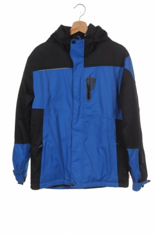 Παιδικό μπουφάν για χειμερινά σπο Rossi, Μέγεθος 13-14y/ 164-168 εκ., Χρώμα Μαύρο, Πολυαμίδη, Τιμή 37,67€