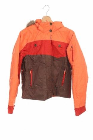 Παιδικό μπουφάν για χειμερινά σπο Silver Series by Rodeo, Μέγεθος 12-13y/ 158-164 εκ., Χρώμα Πορτοκαλί, Πολυεστέρας, Τιμή 31,82€