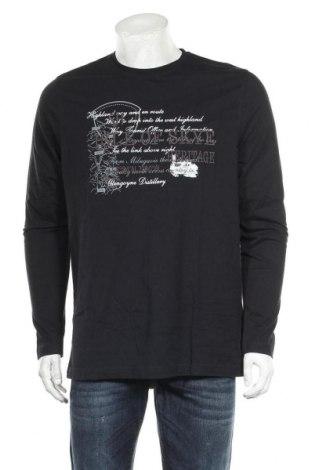 Ανδρική μπλούζα Charles Vogele, Μέγεθος L, Χρώμα Μαύρο, Βαμβάκι, Τιμή 9,87€