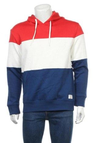 Męska bluzka H&M, Rozmiar M, Kolor Kolorowy, 80% bawełna, 20% poliester, Cena 54,15zł