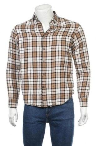 Ανδρικό πουκάμισο Banana Republic, Μέγεθος S, Χρώμα Πολύχρωμο, Βαμβάκι, Τιμή 15,59€