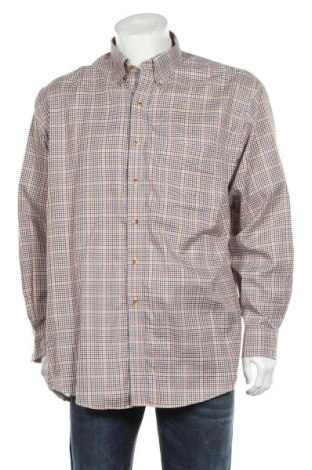 Мъжка риза Jos. A. Bank, Размер L, Цвят Многоцветен, Памук, Цена 34,50лв.