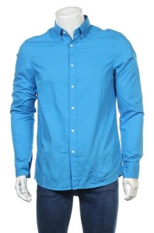 Pánská košile  Michael Kors, Velikost M, Barva Modrá, Bavlna, Cena  650,00Kč