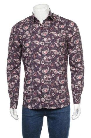 Мъжка риза Olymp, Размер S, Цвят Многоцветен, Памук, Цена 12,97лв.