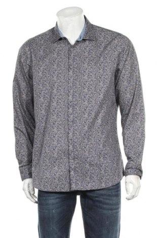Мъжка риза Olymp, Размер XL, Цвят Многоцветен, Памук, Цена 20,79лв.