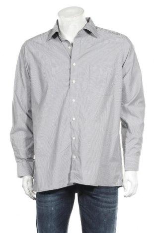 Мъжка риза Olymp, Размер XL, Цвят Сив, Цена 17,85лв.