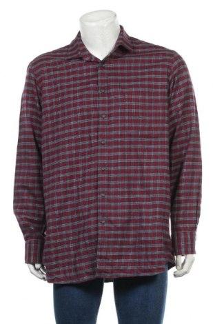 Мъжка риза Olymp, Размер XL, Цвят Червен, Цена 10,40лв.