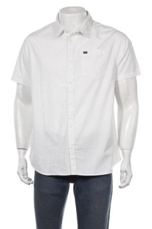 Мъжка риза Petrol Industries, Размер XL, Цвят Бял, Памук, Цена 19,60лв.