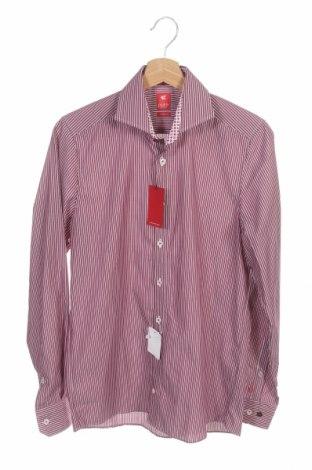 Мъжка риза Pure, Размер S, Цвят Червен, Памук, Цена 27,52лв.