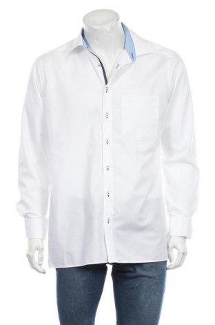 Мъжка риза Royal Class, Размер L, Цвят Бял, Памук, Цена 20,95лв.