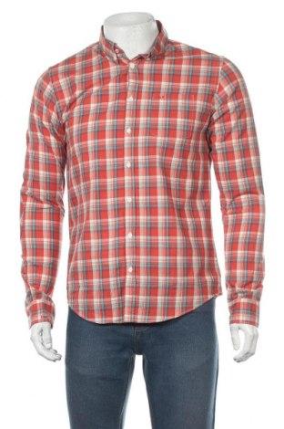 Мъжка риза SUN68, Размер M, Цвят Многоцветен, Памук, Цена 47,30лв.