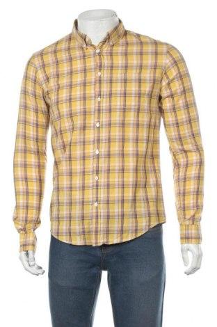 Мъжка риза SUN68, Размер S, Цвят Многоцветен, Памук, Цена 45,10лв.