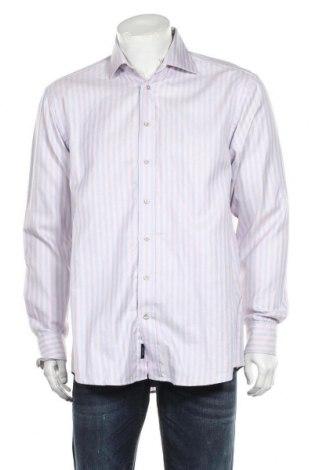 Мъжка риза Sand, Размер L, Цвят Син, Памук, Цена 31,50лв.