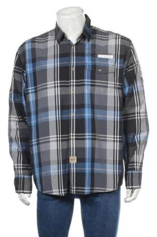 Мъжка риза Tom Tailor, Размер XL, Цвят Син, Памук, Цена 25,50лв.