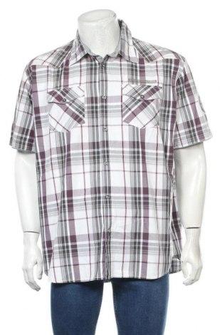 Мъжка риза Tom Tailor, Размер XL, Цвят Многоцветен, Памук, Цена 25,50лв.