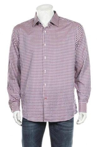 Мъжка риза Tommy Hilfiger, Размер XL, Цвят Червен, Памук, Цена 44,10лв.
