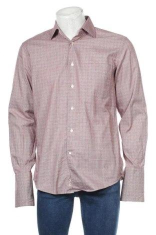 Мъжка риза Van Laack, Размер M, Цвят Червен, Памук, Цена 24,00лв.