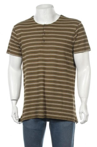 Мъжка тениска Banana Republic, Размер L, Цвят Зелен, Цена 11,06лв.
