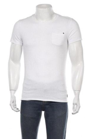 Мъжка тениска Blend, Размер S, Цвят Бял, Памук, Цена 27,00лв.