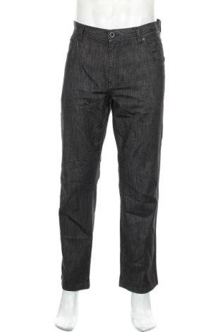 Мъжки дънки Alberto, Размер L, Цвят Черен, 98% памук, 2% еластан, Цена 41,06лв.