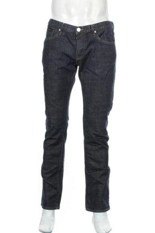 Pánské džíny  Burberry, Velikost L, Barva Modrá, 99% bavlna, 1% elastan, Cena  2487,00Kč
