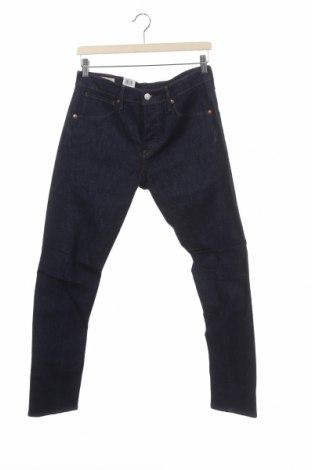 Pánské džíny  Levi's, Velikost S, Barva Modrá, 97% bavlna, 3% elastan, Cena  1425,00Kč