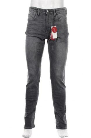 Мъжки дънки S.Oliver, Размер M, Цвят Сив, 98% памук, 2% еластан, Цена 44,50лв.