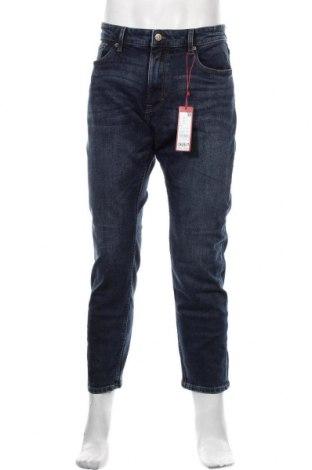 Мъжки дънки S.Oliver, Размер XL, Цвят Син, 99% памук, 1% еластан, Цена 66,75лв.