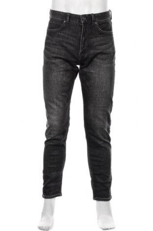 Мъжки дънки S.Oliver, Размер M, Цвят Черен, 74% памук, 24% полиестер, 2% еластан, Цена 42,57лв.