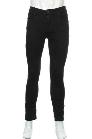Мъжки дънки Your Turn, Размер S, Цвят Черен, 98% памук, 2% еластан, Цена 28,35лв.