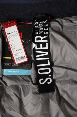 Vestă de bărbați S.Oliver, Mărime M, Culoare Multicolor, 100% poliester, Preț 244,25 Lei