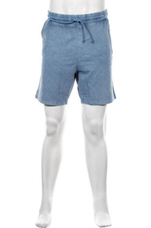 Pánské kraťasy Q/S by S.Oliver, Velikost L, Barva Modrá, Bavlna, Cena  385,00Kč