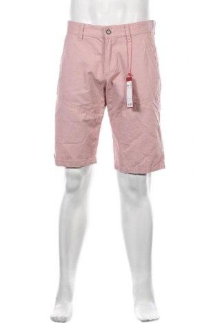 Pánské kraťasy S.Oliver, Velikost M, Barva Růžová, Bavlna, Cena  462,00Kč