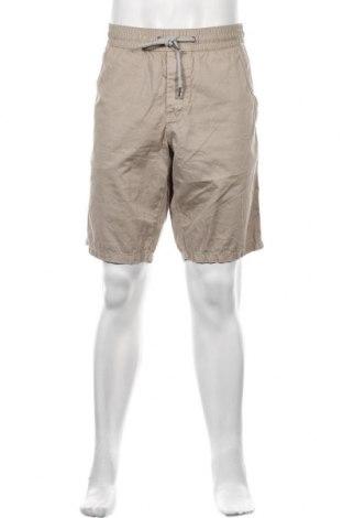 Pánské kraťasy S.Oliver, Velikost M, Barva Béžová, 65% polyester, 35% bavlna, Cena  650,00Kč
