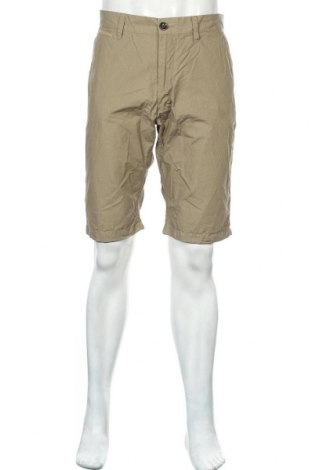 Мъжки къс панталон Tom Tailor, Размер L, Цвят Бежов, Памук, Цена 27,00лв.