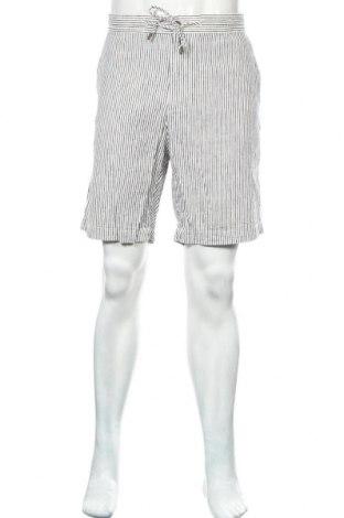 Pánské kraťasy Zara, Velikost XL, Barva Modrá, 72% bavlna, 28% len, Cena  263,00Kč