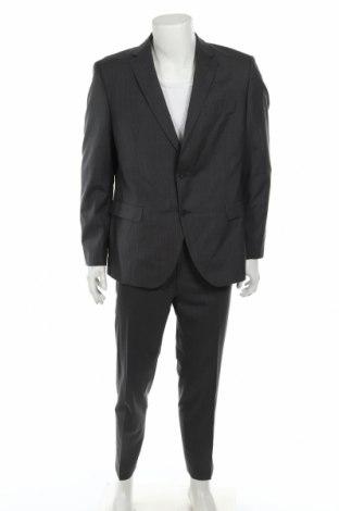 Ανδρικό κοστούμι Otto Kern, Μέγεθος XL, Χρώμα Γκρί, Μαλλί, Τιμή 79,57€