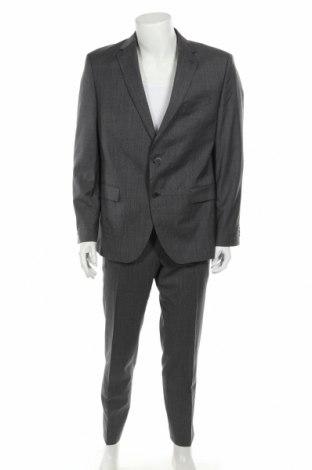 Ανδρικό κοστούμι Otto Kern, Μέγεθος XL, Χρώμα Γκρί, Βισκόζη, Τιμή 79,57€