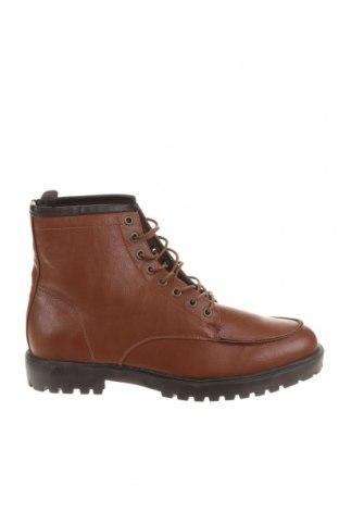 Ανδρικά παπούτσια Lft, Μέγεθος 43, Χρώμα Καφέ, Δερματίνη, Τιμή 26,68€