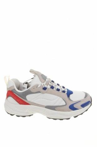 Ανδρικά παπούτσια Pull&Bear, Μέγεθος 43, Χρώμα Πολύχρωμο, Κλωστοϋφαντουργικά προϊόντα, δερματίνη, Τιμή 30,41€