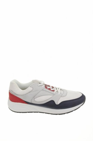 Ανδρικά παπούτσια Pull&Bear, Μέγεθος 44, Χρώμα Πολύχρωμο, Δερματίνη, Τιμή 20,10€