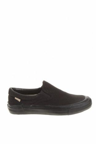 Мъжки обувки Pull&Bear, Размер 40, Цвят Черен, Текстил, Цена 26,55лв.