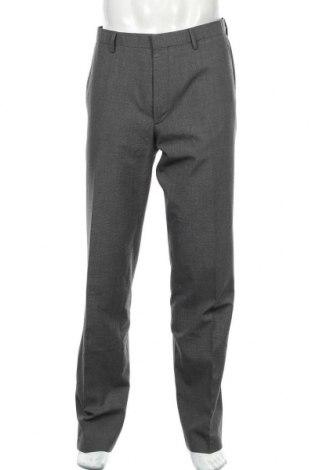 Ανδρικό παντελόνι Banana Republic, Μέγεθος L, Χρώμα Γκρί, 65% πολυεστέρας, 35% βισκόζη, Τιμή 26,50€