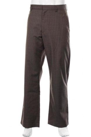Ανδρικό παντελόνι Banana Republic, Μέγεθος L, Χρώμα Καφέ, 57% πολυεστέρας, 43% μαλλί, Τιμή 21,44€